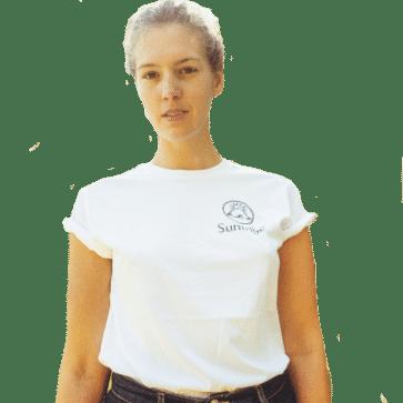 The Official Suntribe T-shirt | 100% Organic & Fairtrade Cotton
