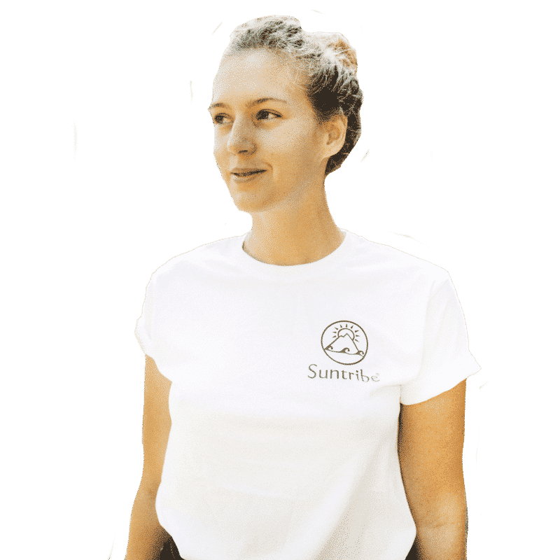 Das offizielle Suntribe T-Shirt   100% Bio & Fairtrade-Baumwolle