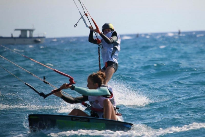 Rachael Hooper – From Kitesurfing Rookie to Pro