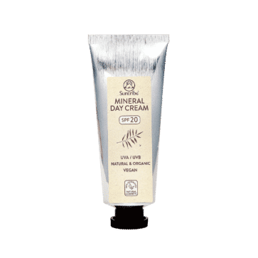 Suntribe All Natural Mineral Day Cream SPF20