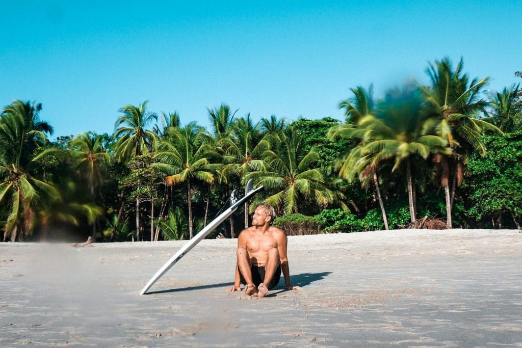 Tim Latte: A Swedish pro-surfer in Mexico