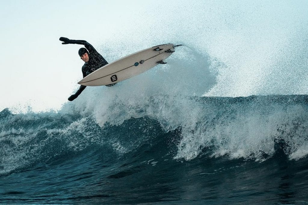 Tim Latte - Pro Surfer From The (Almost) Waveless Land