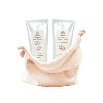 All Natural Day & Night Cream Bundle