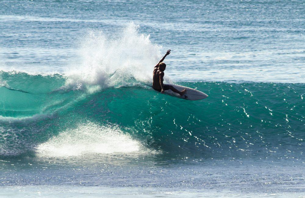 Tim Latte: A Swedish pro-surfer